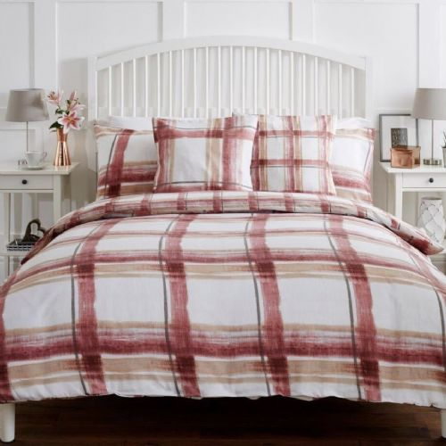 Check Complete Duvet Cover Set